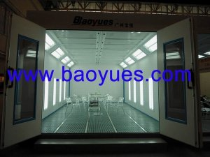 Baoyue paint booth