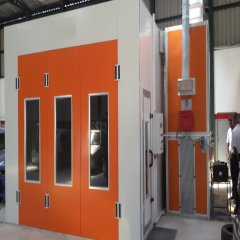 Standard Paint Booth For Car Spray Painting