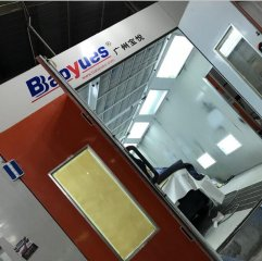 BY-3 Car Paint Booth For Automobile Maintenance
