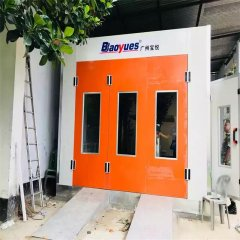 Standard Size Car Spray Booth For Workshop Painting