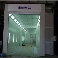 Large Size Paint Booth With CE Standard For Air Craft Painting